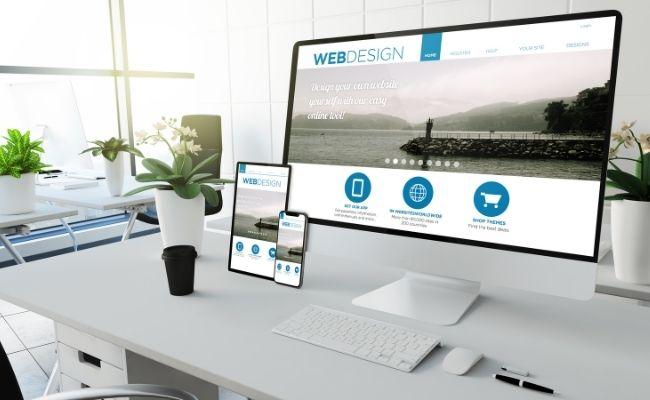 Web Design The Woodlands