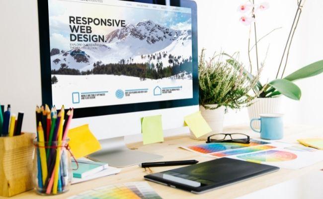 The Woodlands Tx Web Design